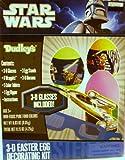 Star Wars - Kit per decorazione uova di Pasqua 3D