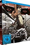 Attack on Titan - Staffel 1 - Vol. 1 - [Blu-Ray] [Alemania]