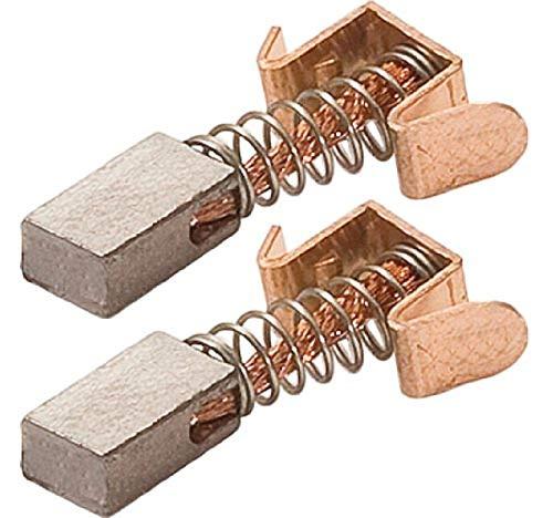 KS Tools 515.3596 Ersatzkohlebürsten-Satz, 2-tlg., für 515.3520+25