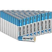 48 Count NECTIUM Superior Performance AA Alkaline Batteries