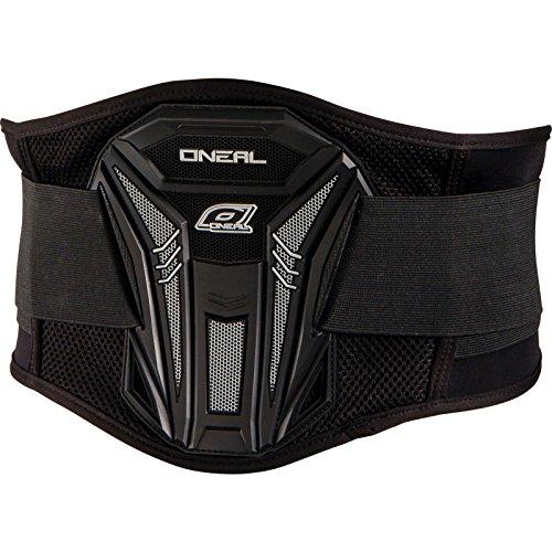 O'Neal | Cintura renale | Motocross, Enduro, Moto | Regolazione della taglia con velcro, fodera in Lycra® | Cintura renale PXR | Adulto | Nero | Taglia L/XL