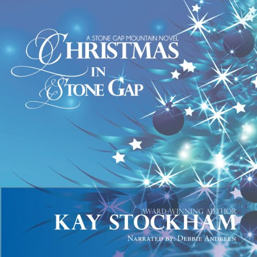 Christmas in Stone Gap audiobook cover art
