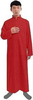 Red Roman Cassock Robe Liturgical Vestments
