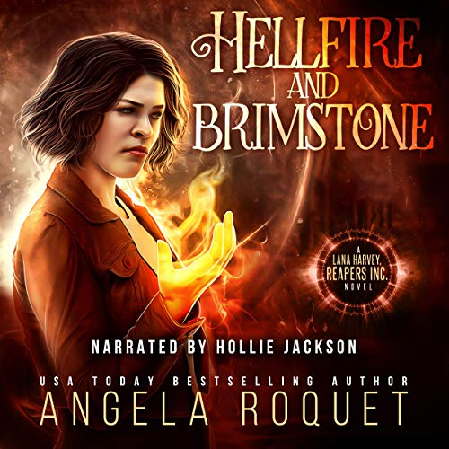 Hellfire and Brimstone audiobook cover art