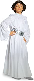 STAR WARS Princess Leia Costume Kids - 4 White