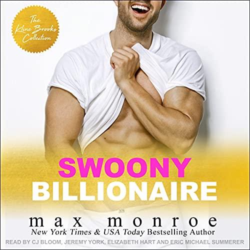 Swoony Billionaire cover art