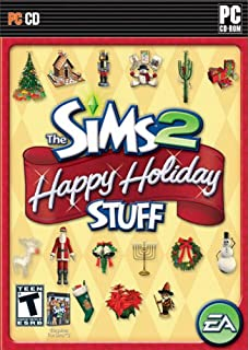 sims 2 happy holiday stuff