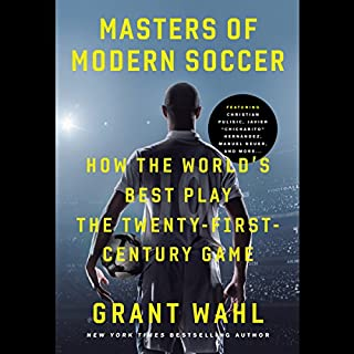 Masters of Modern Soccer audiobook cover art
