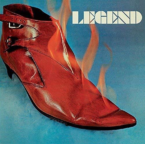 Legend Aka.Red Boot [Vinyl LP]