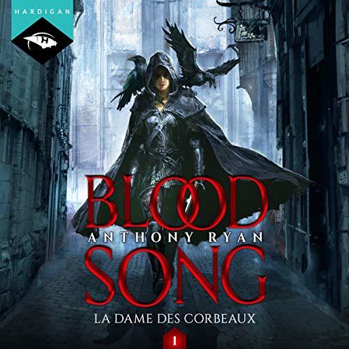 Page de couverture de La Dame des Corbeaux