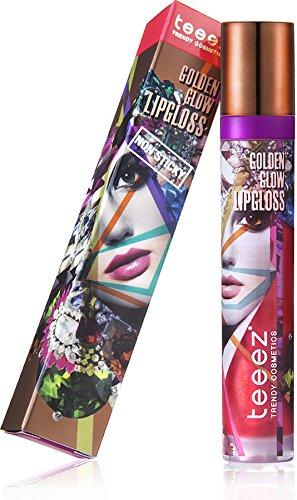 Teeez Golden Glow Lipgloss - Desert Fire, 1er Pack (1 x 5,7 ml)