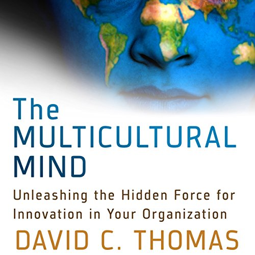 The Multicultural Mind audiobook cover art