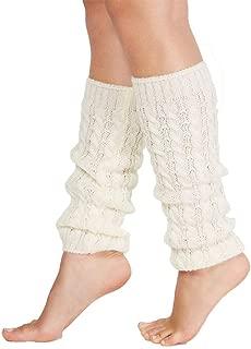 Women's Soft Knit Leg Warmers, Assorted