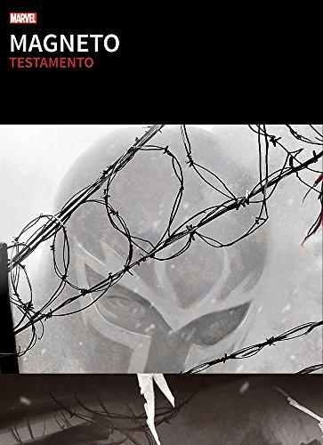 X-Men. Magneto. Testamento. Con Poster