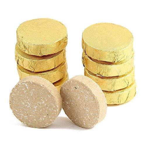 Soin anti-gonflement des pieds, 10 pièces de comprimés de gingembre imbibés de gingembre pour favoriser le métabolisme, éliminer la fatigue et amélior