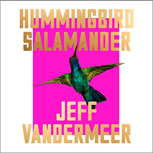 Hummingbird Salamander cover art