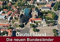 Deutschland - Die neuen Bundeslaender (Tischkalender 2022 DIN A5 quer): Bildkalender 13 Motive aus den neuen Bundeslaendern (Monatskalender, 14 Seiten )