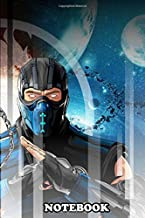 Notebook: Subzero And Scorpion Vector Style , Journal for Writing, College Ruled Size 6