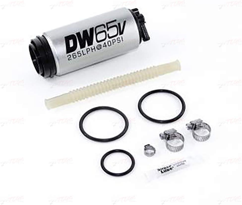 DeatschWerks Cheap sale 9-654-1025 Fuel Pump Set Same day shipping Up Series L Dw65V Kit 265