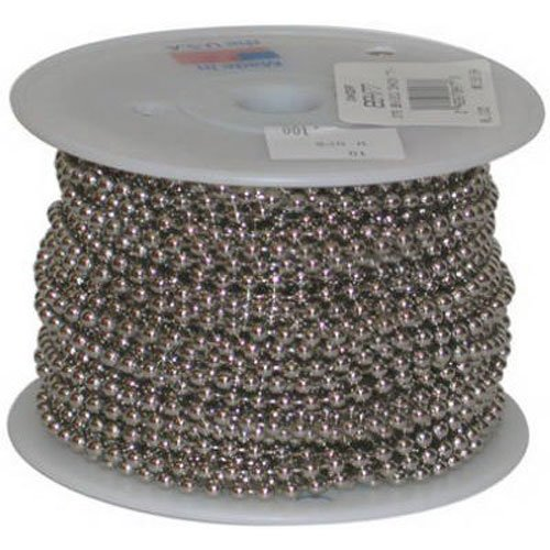Jandorf Specialty Hardware 100' #6 NPS Bead Chain