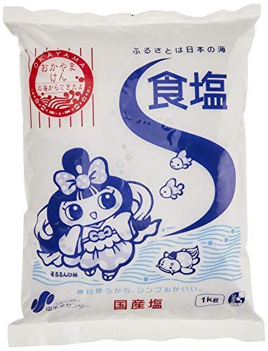 塩事業センター食塩1kg