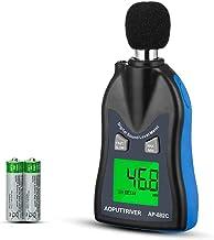 Schallpegelmesser AP-882C 30~130dBc Schallpegel Messgerät Dezible Meter Dezibel..