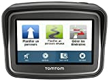TomTom Rider Europe (v4) Motorradnavigationsgerät (10,9 cm (4,3 Zoll) Display, Free Lifetime Maps,...