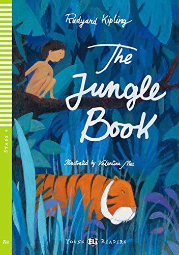 The Jungle Book: Englische Lektüre mit Audio via ELI Link-App für das 3. Lernjahr. mit Audio via ELI Link-App (Young ELI Readers)