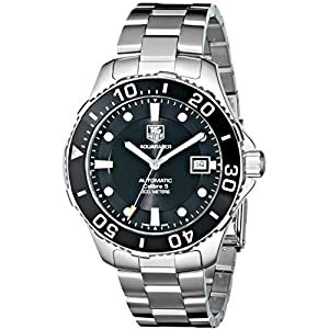 Tag Heuer Aquaracer CAL.5 Mens Watch WAN2110.BA0822 image