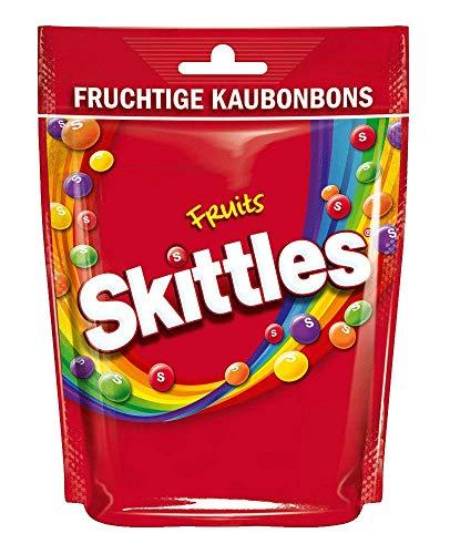 Skittles Fruits Beutel (1 x 160 g)