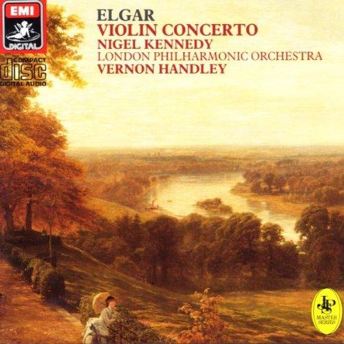 Sir Edward Elgar: Violin Concerto in B minor, Op. 61 - Nigel Kennedy /...