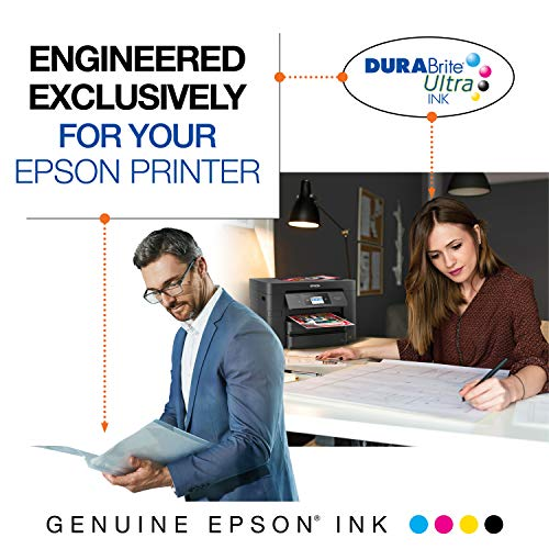 Epson T252120-BCS DURABrite Ultra Black & Color Combo Pack Standard Capacity Cartridge Ink,Black and Color Combo Pack Photo #4