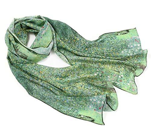 prettystern -   Damen Seiden-Schal