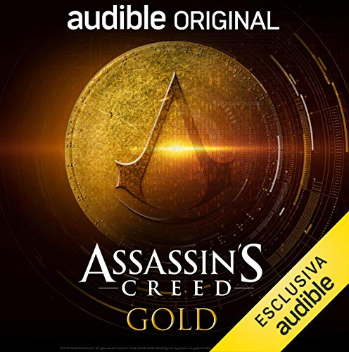 Assassin's Creed - Gold. Serie completa Audiobook By Anthony Del Col cover art