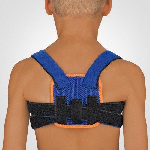 Bort StabiloFix Pediatric Back & Shoulder Posture Brace for Children