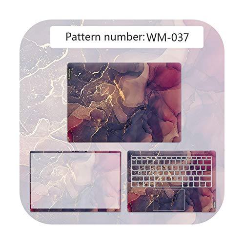 Cubierta de textura avanzada para portátil Lenovo G40 80/FLEX 3 1570/YOGA 710/etc-WM-037-YOGA 700 11 ISK