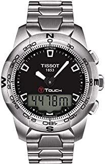 ساعة تيسوت للرجال T047.420.11.051- انالوج بعقارب، كاجوال
