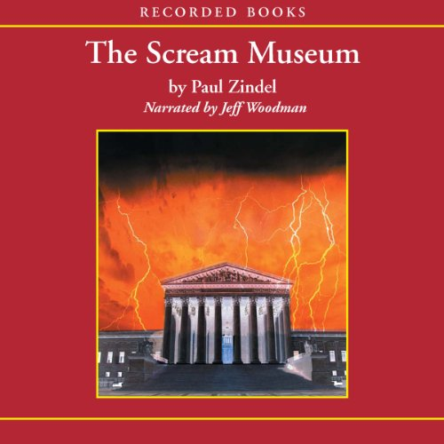 The Scream Museum audiobook cover art