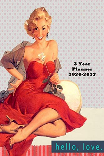 3 Year Planner 2020-2022: Vintage Retro 36 month Planner, arty and classy. At a glance planner and organizer for your everyday needs and appointments. ... gift for retro, vintage and antique lovers.