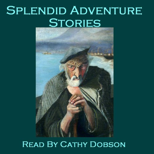 Splendid Adventure Stories audiobook cover art