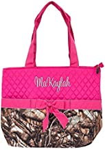 personalized camouflage diaper bags