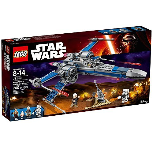 LEGO Star Wars Resistance X-Wing Fighter 75149 by LEGO