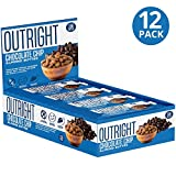 Outright Bar - Whole Food Almond Protein Bar - 12 Pack - MTS Nutrition - Almond...