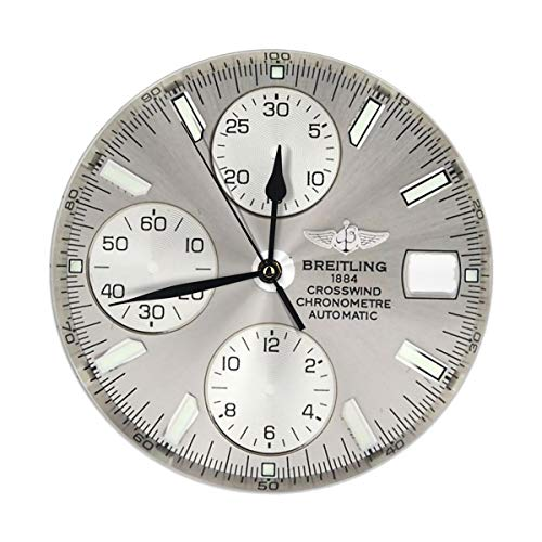 BaboLye Breitling A1335518 G543 Windrider Crosswind Round Home Decor Wall Clock 9.84inch