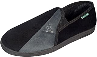 Mens Famous Dunlop WINSTON II Slippers with Super Comfort Cushioned Insock