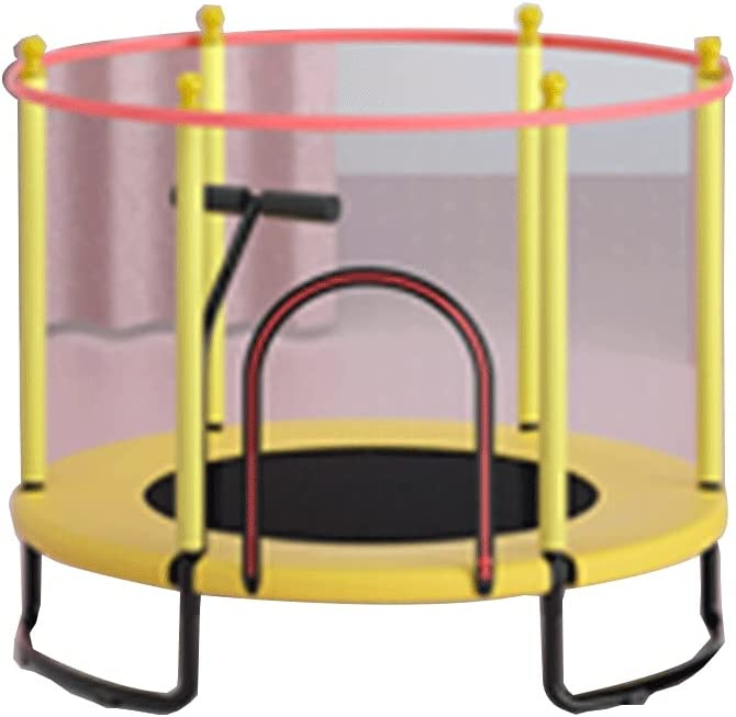 LRBBH Children's Trampoline Free Shipping Cheap Bargain Gift Ranking TOP13 Home Indoor with Protective Baby Net
