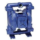Lincoln Industrial 85627 1 in. Aluminum 1:1 Air-Operated Diaphragm Pump