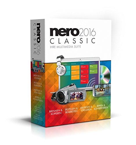 Preisvergleich Produktbild Nero 2016 Classic
