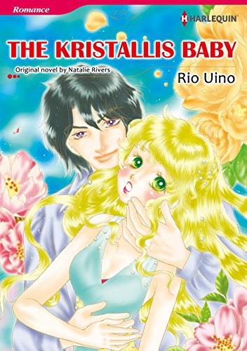 The Kristallis Baby: Harlequin comics (English Edition)