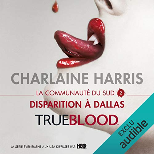 Disparition à Dallas cover art